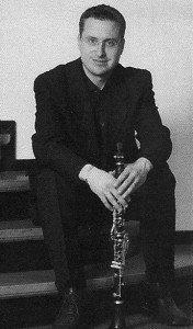 Andrei Starchenko - Klarinette und Saxophon