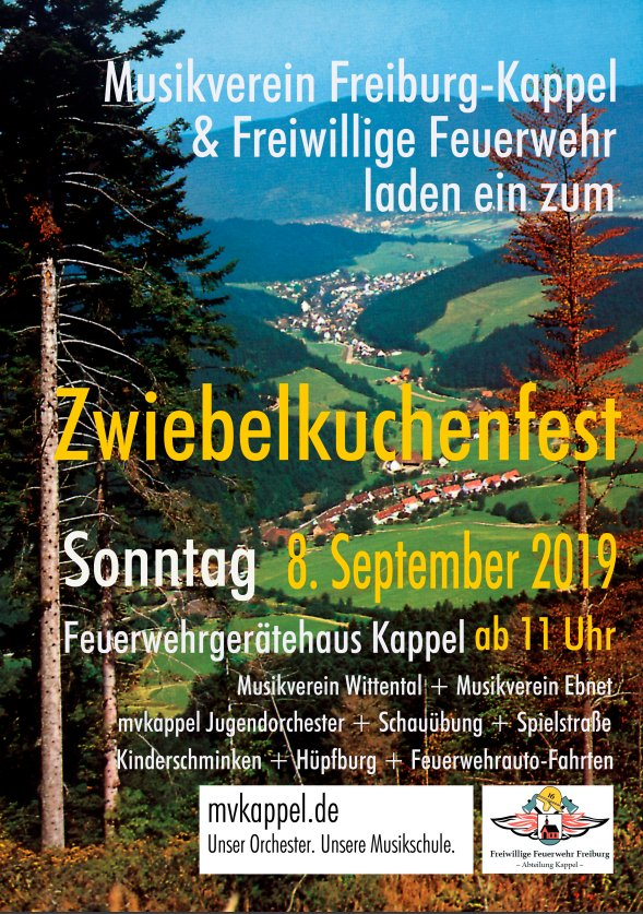 Zwiebelkuchenfest 2019