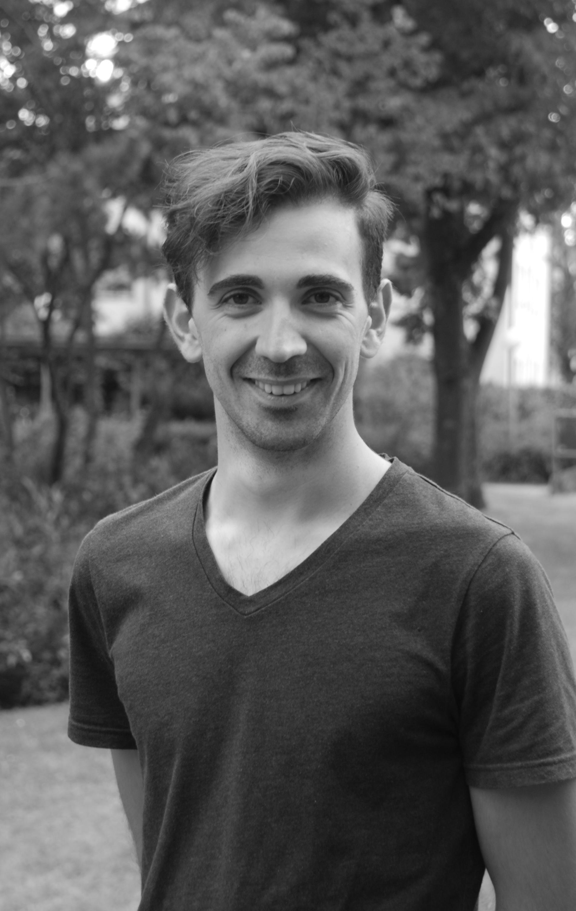Philipp Becker - Schlagzeuglehrer