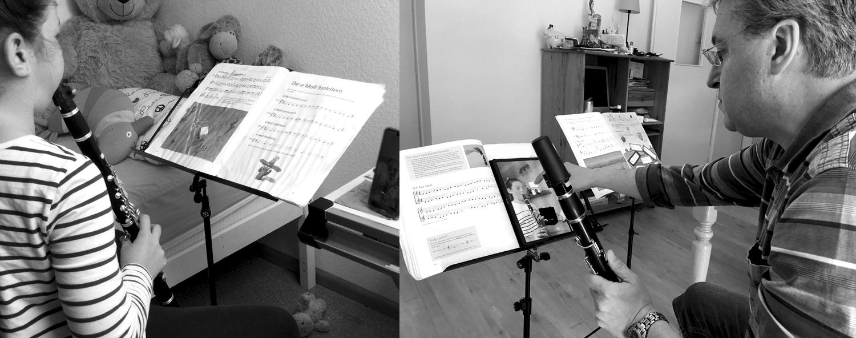 mvkappel - Klarinetten-Unterricht