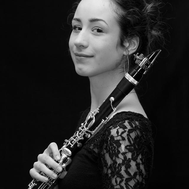 Musiklehrerin Ramona Katzenberger - Klarinette